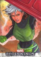 Marvel Beginnings II Rogue by Dangerous-Beauty778