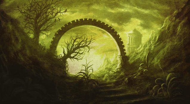 The Gates of Silence by Xeeming