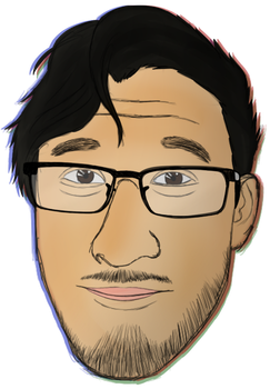 Markiplier by The-Laughing-Mist