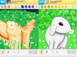 Draw Something!!! (green edition) (Day 138) by Hedwigs-art
