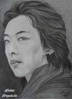 Lee Jung Shin by Vivi--Art
