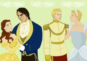 ASOIAF on Disney by InTheArmsOfUndertow