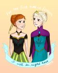 For the First Time in Forever by Vanilla-Fireflies