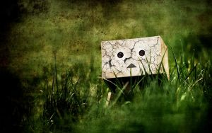 Undead Danbo by equiLibrium-90