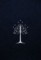 The White Tree of Gondor - iPhone 5 (for Parallax) by EchoLeader