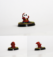 MS3-003 Shy Guy by TheMiniverse
