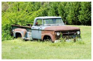 Rusting for 20 Years by TheMan268