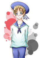 APH- Happy Birthday to Sealand! by Flashie666