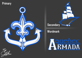 IceHL Quebec Armada by NewEraUsher