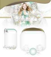 Amanda Seyfried FREE design pack by itsanne