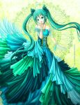 Miku the Songstress of Wind by Eranthe