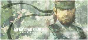 Solid Snake Camo by ARCTICBABOONS