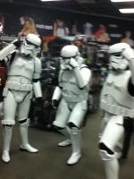 Storm Troopers being silly! by curvy-kitty