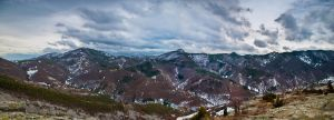 Bulgaria, Rodopi mountains by Bomb-Creator