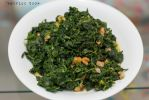 Spinach with walnut by patchow