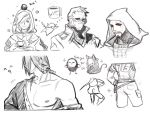 Overwatch sketch (1) by SongJiKyo