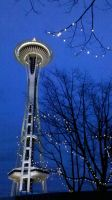 Space Needle 2 by TheREALemoCloud