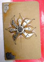 Mechanical Flower by oconnell-and-crane