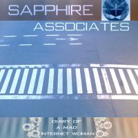 Sapphire and Associates - DoaMIW - cover art by The-H-Person