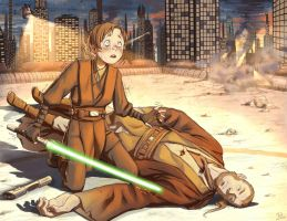 The order 66 by Juli556