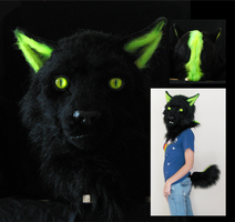 Glow Panthera SOLD by Eddie-Ka