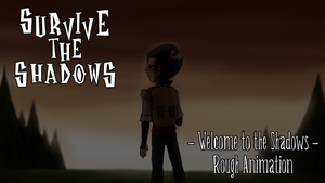 StS: Welcome the Shadows Rough Animation by Aileen-Rose