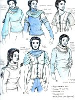 Shannan - Undershirt designs by TheLadyNerd