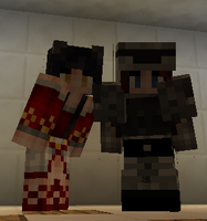 #lmtas fiora and ahri thecraftingdead by minecraft1113
