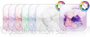 Crystaline Icons by aeondaycare