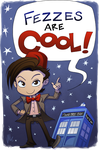 Fezzes are COOL! by valval