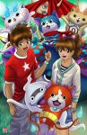 Yo-kai Watch by TyrineCarver