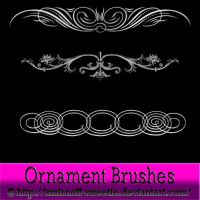 Ornament Brushes by Smirnoff-Sweetie