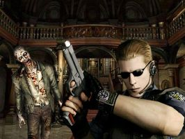 Wesker Zombie by Trial911