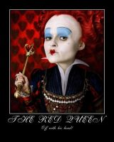 The Red Queen by aeriefeeling