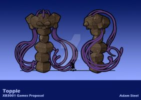 Polymorph - Ancient Colossus by AdzStitch