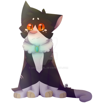 (Art Payment 2/2) Ghylo by Shadowclaw03