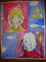 Skyward Sword Fanart by schatzi333221