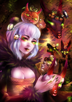 World of Pumpkins and Horror by Expie-OC