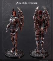 Angel Battlesuit by FirebatFX