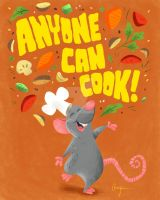 Anyone can cook! by supercheyne