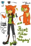 .::REF::. Pavot Miller by AngelSoleil21