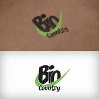 Bio country logo by designbold