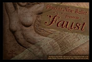 Faust Poster by TimBakerFX