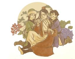 APH - Back then in the steppes by Le-Black-Sheep
