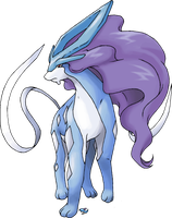 Suicune by GoodHighXD
