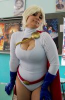 Power Girl 3 by absolutequeen