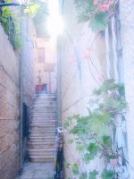 A Charming Little Street... XD by kasumi-blue