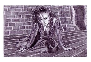 Bellatrix by Elezar81