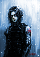 The Winter Soldier by miss-edbe