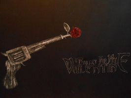 Bullet For My Valentine by infernosdead
